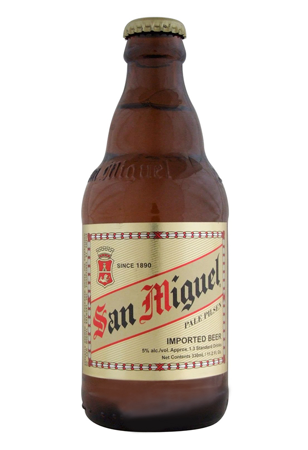 San Miguel Pale Pilsen Price & Reviews | Drizly