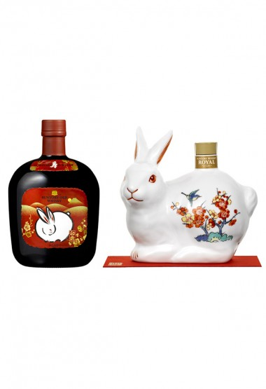 JW-001646-Suntory-Whisky-Rabbit-Design-Old-Liquor-Old-Whisky-Whisky-70cl